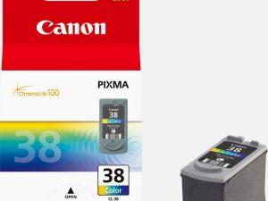 Canon CL-38 színes tintapatron