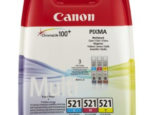 Canon CLI-521 Multipack 3 tintapatron