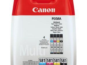 Canon CLI-581 Multipack 4 tintapatron