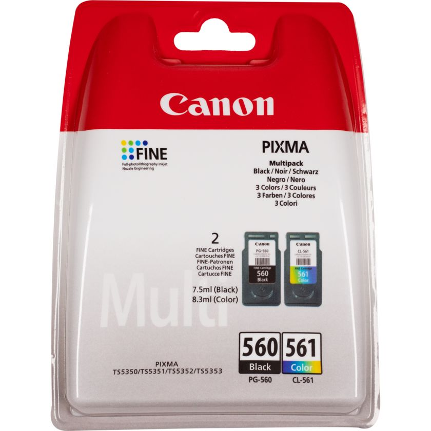 Canon PG-560/CL-561 Multipack