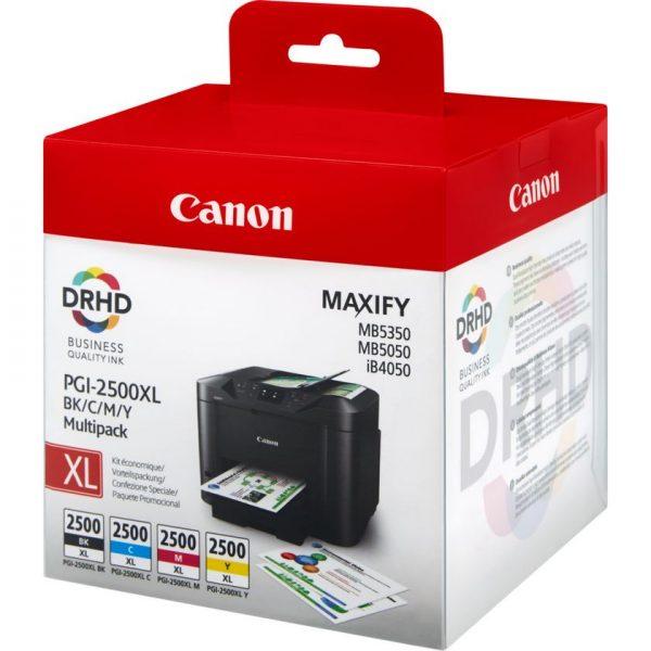 Canon PGI-2500XL Multipack-3